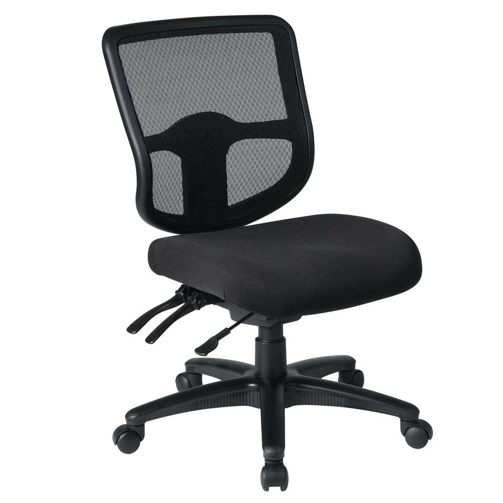 Office Chairs With Arms Vs Without A Million Lives