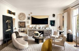 5 Décor Lessons to Utilize the Noguchi Freeform Sofa