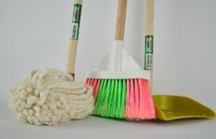 A Few Handy Spring Cleaning Tips